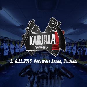 Karjala-turnauksen 2015 pääsyliput nyt myynnissä!