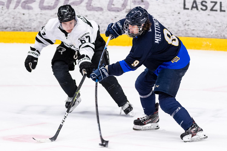 Verner Miettisen itseluottamus löytynyt vaikean alun jälkeen U20 SM-sarjassa