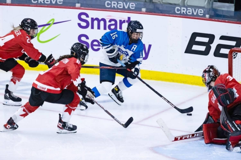 Naisleijonat saa marraskuussa vastaansa maailmanmestarit – Kolme Kanada-ottelua Helsingissä ja Turussa