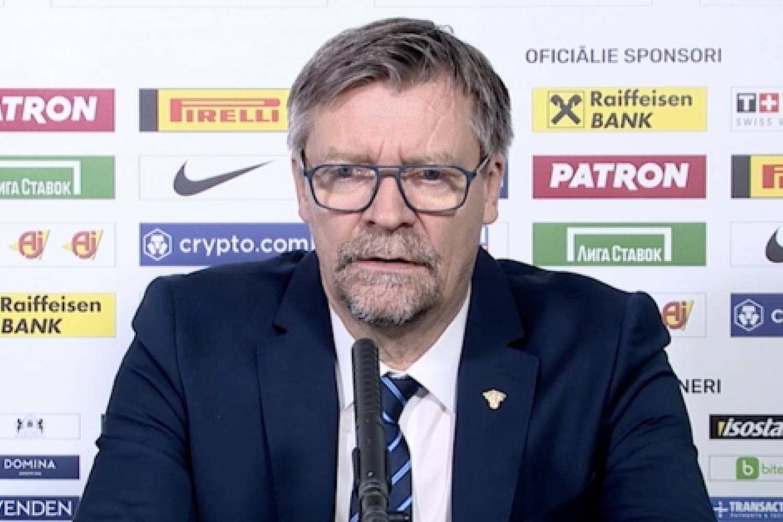 """Jukka Jalonen joukkueestaan: """"Erittäin ylpeä olen pojista"""""""