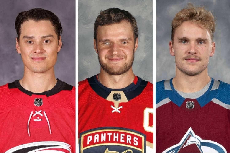 Aho, Barkov ja Rantanen olympiajoukkueeseen – Kokonaisuudessaan jääkiekon olympiajoukkueet julkistetaan tammikuussa