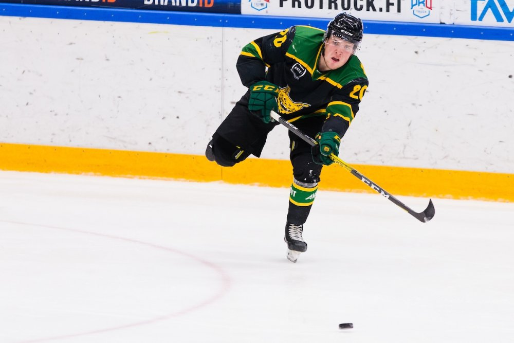 U20 SM: Maalin pelejä perjantaina – Ilves-hyökkääjän hattutemppu ei auttanut voittoon