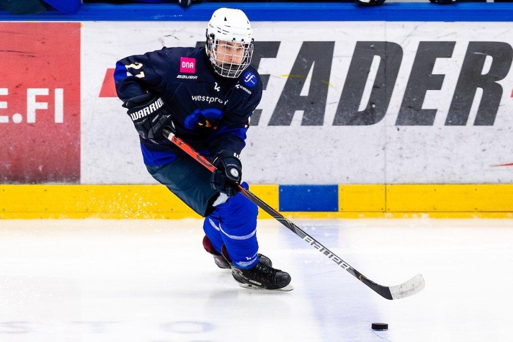 U18 SM: Koskipirtin johtama K-Espoon ykkösketju roihuaa peli-iloa