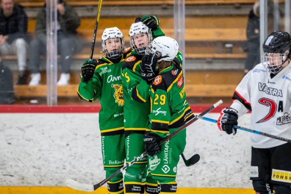 U18 SM-sarjan viikonlopun tulokset ja sarjataulukko – KalPa, Kärpät, HIFK...