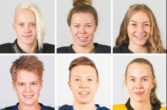 Naisten Liigan All Stars: Hyökkääjät Kuopiosta, puolustajat Espoosta – Oksman vartioi maalia