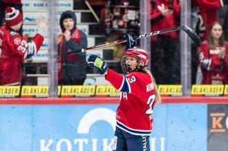 Naisten Liiga: Team Kuortaneella ja HIFK:lla kuuden pisteen viikonloppu – K-Espoo palasi voittokantaan – Sarjataulukot