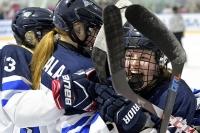 Tyttöleijonat viides MM-kisoissa - Tshekki nurin ottelussa sijoista 5-6