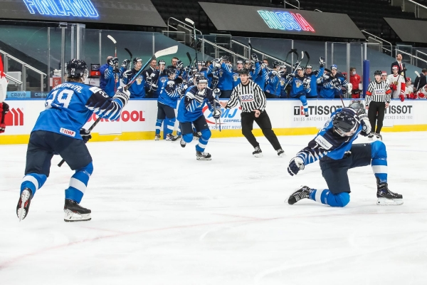 Maalikooste: Näin Nuoret Leijonat voitti MM-pronssia – Venäjä taipui maalein 4–1