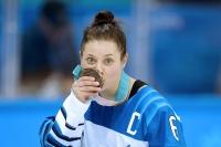 Jenni Hiirikoski olympiaturnauksen paras puolustaja