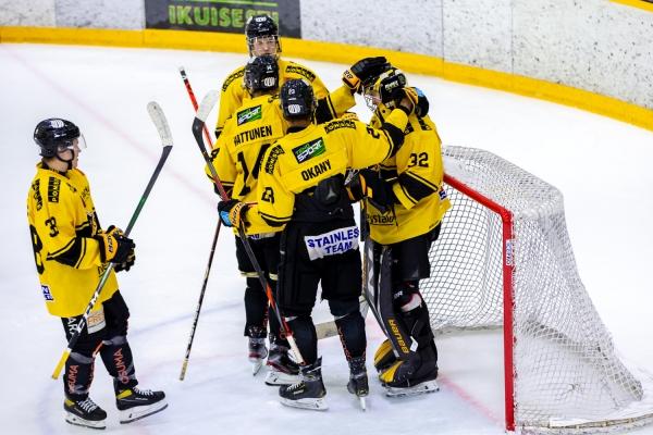 Galleria: KalPalle vieraspisteet U20 SM-sarjassa – Ilvekselle tappio Tesomalla