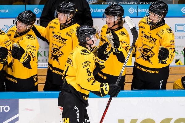 U20 SM: Avausviikko takana – SaiPa yllätykseen sunnuntaina