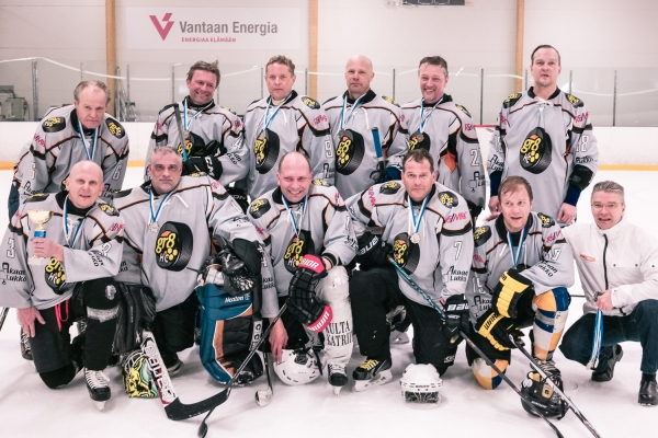 Kuvamuistoja vuoden 2017 Hockey World Classic -turnauksesta – Joukkuekuvat