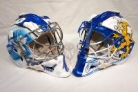 Tältä näyttävät Noora Rädyn ja Meeri Räisäsen olympiamaskit!