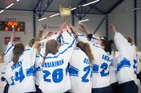 Team Kuortane voitti A-tyttöjen Suomen mestaruuden 2017