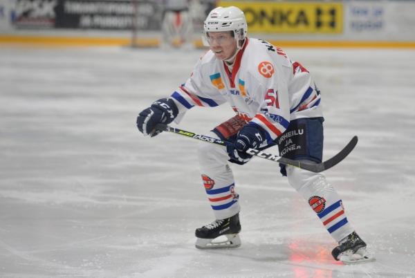 Heikki Klemetti Suomi-sarjan marraskuun kuukauden pelaaja