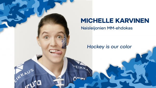 Michelle Karvinen