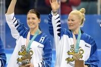 MM-kisavalintojen jälkeen Noora Räty nyt myös olympialaisten All Starsissa