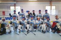 Suomi hallitsi ja nappasi kaksi voittoa Ruotsista rullakiekkomaaotteluissa