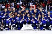 USA:n 20 vuoden odotus palkittiin - Kanada kaatui olympiafinaalin voittomaalikilpailussa