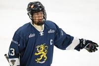 U17:n kapteeni Roni Hirvonen: